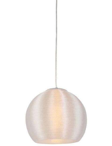 zilveren_bolle_hanglamp_rond