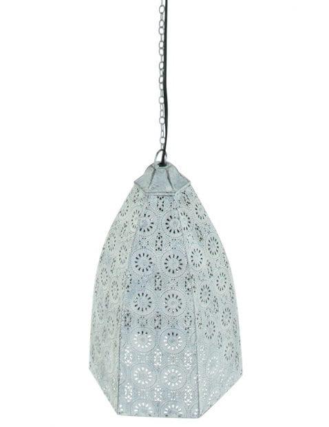 zilverkleurig-oosters-hanglampje