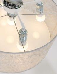 zilverkleurige-plafondlamp-doorschijnend
