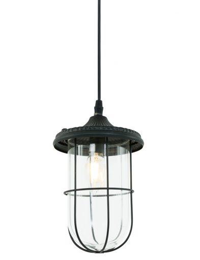 zwart-lantaarn-lampje