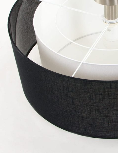 zwart-met-witte-plafondlamp-freelight-verona-modern