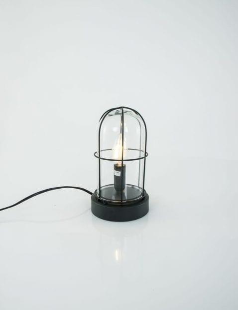 zwart-stolplampje-kaarslicht