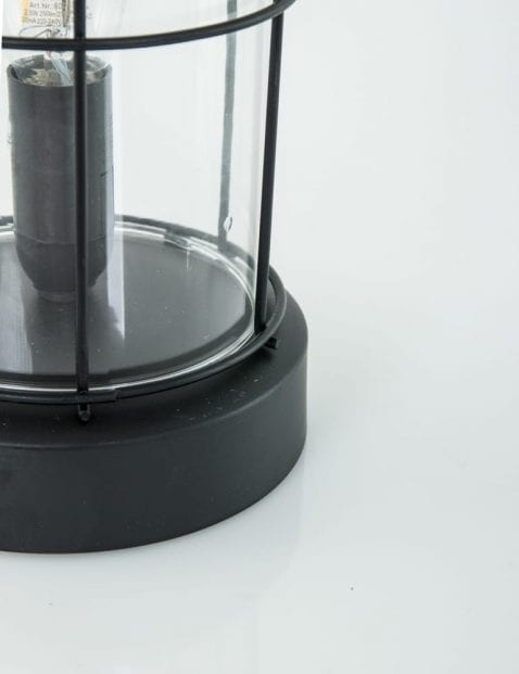 zwart-tafellampje-stolp