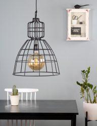 zwarte-draadlamp