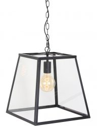 zwarte-glazen-hanglamp-vierkant-zwarte-omlijning