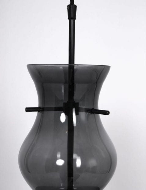 zwarte-rookglas-lamp-glas
