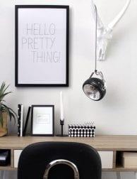 zwarte stoere koplamp hangende-lamp