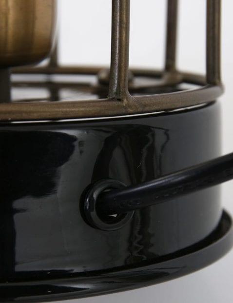 zwarte-stoere-stolplamp-tafellamp-rooster