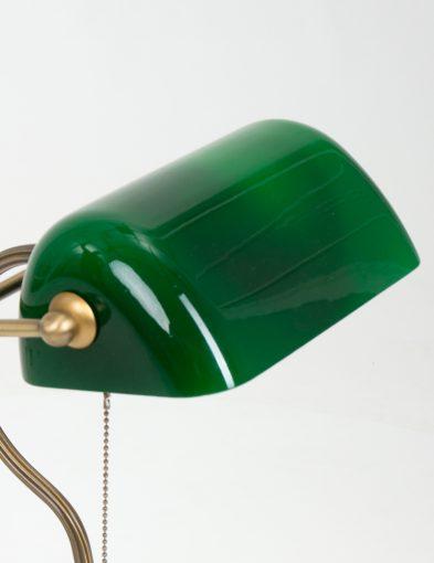 Calais-tafellamp-brons