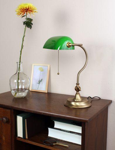Klassiek-tafellampje