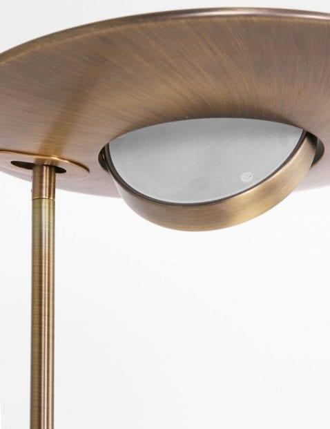 bronzen_led_vloerlamp