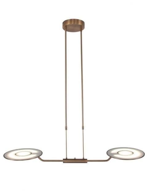 bronzen_tweelichts_hanglamp