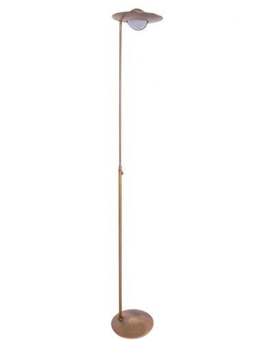 bronzen_vloerlamp