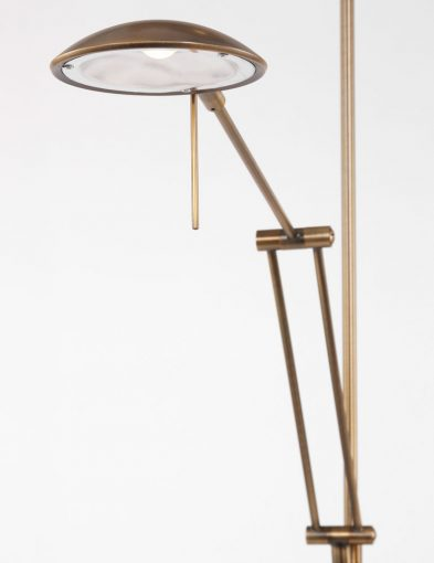 bronzen_vloerlamp_led_met_leeslamp