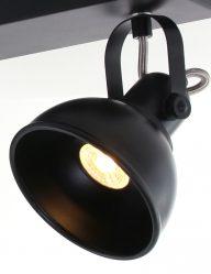 draaibare_plafondlamp_3_lichts_zwart