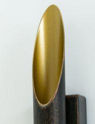 gouden-binnenkant-zwarte-buislamp-wandlamp