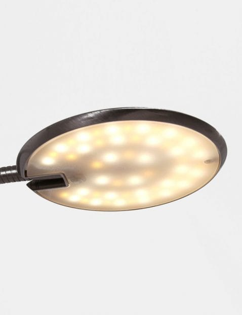 led_stalen_bureaulamp