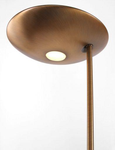 led_vloerlamp_met_uplight_en_leeslamp