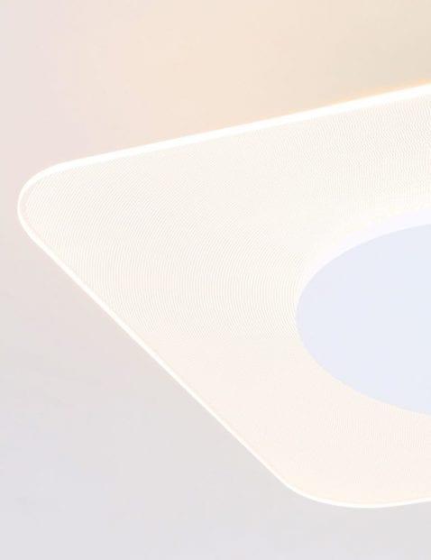 moderne-plafonniere-led-vierkant
