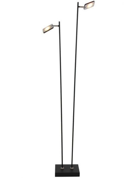 moderne-vloerlamp-zwart