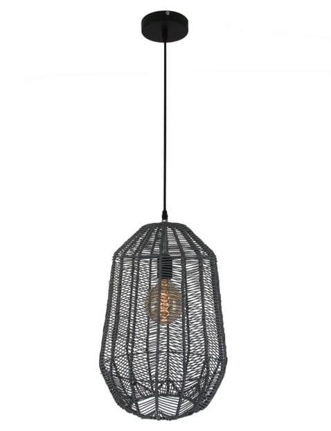 moderne_grijze_rieten_hanglamp