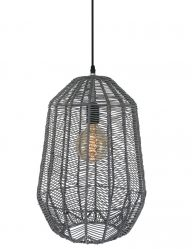 moderne_rieten_grijze_hanglamp