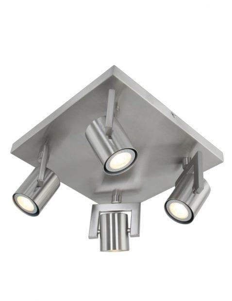 plafondlamp-staal-met-vier-spots_1