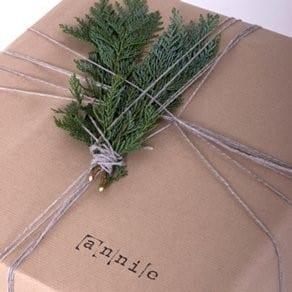 stap 3 beige inpakpapier