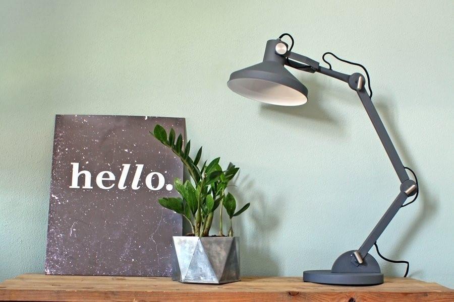 tafellamp Lumidem crane