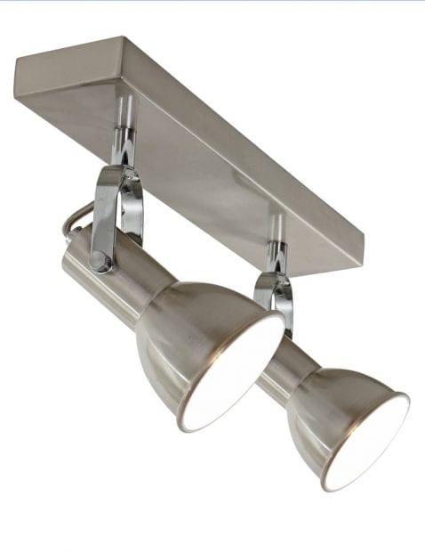 tweespot_plafondlamp_staal_1