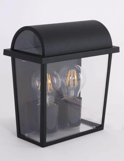 wandlamp-glas-buiten