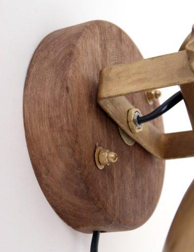 wandlamp-met-bronzen-kapje