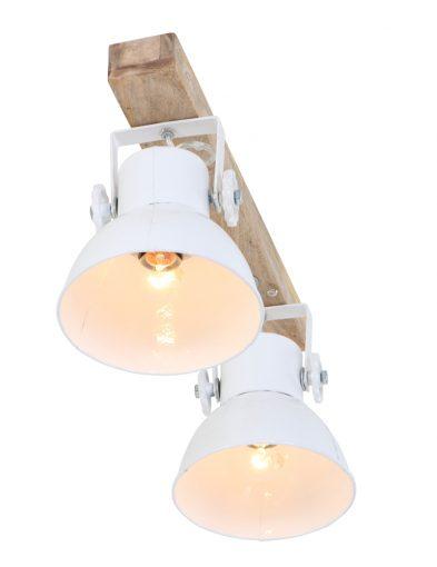 witte-tweelichts-lamp-plafond