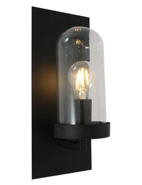 zwarte-binnen-wandlamp
