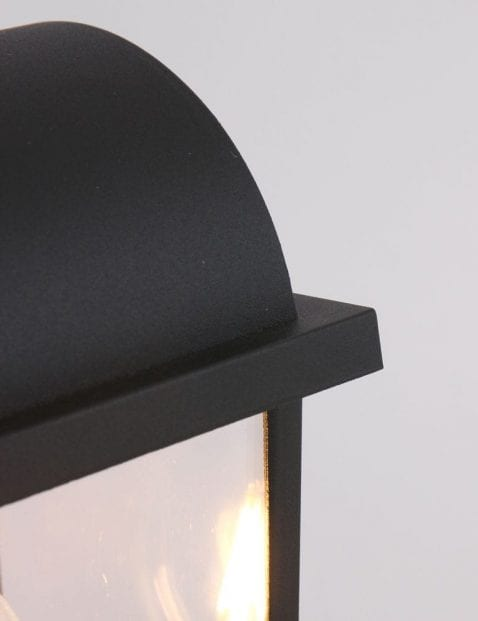 zwarte-tuinlamp