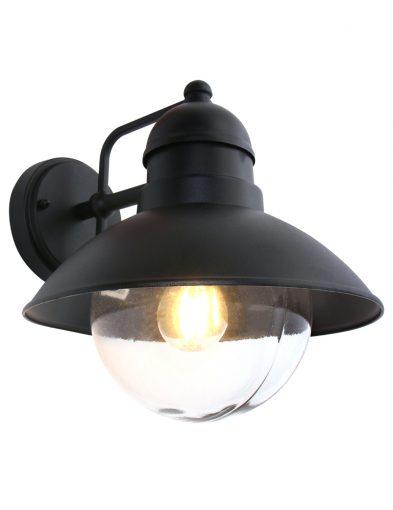 zwarte-wandlamp-tuin