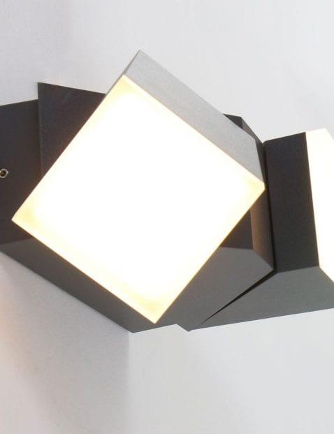 zwarte_buiten_wandlamp_met_2_lichtbronnen