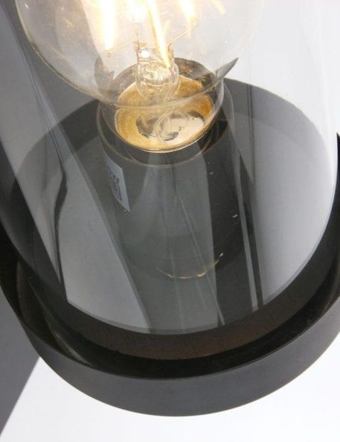 zwarte_wandlamp_glazen_kap