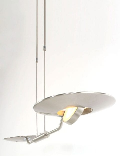 2 lichts hanglamp