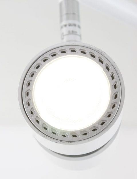 Witte drielichts lamp
