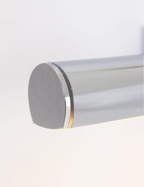 Chromen-wandlamp