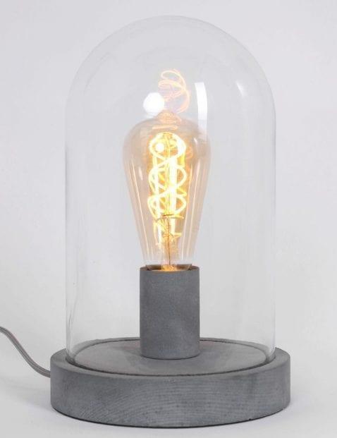 Grijs-stolplamp-industrieel