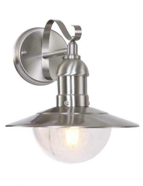 Klassieke-buitenlamp-staal