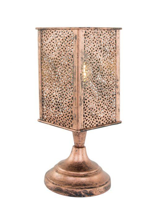 Koperen-tafellamp-oosters