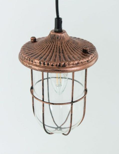 Roosterlamp-met-glas-en-koper