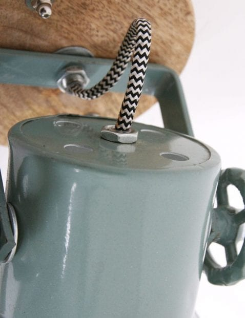 Stoere-wandspot-blauwgroen