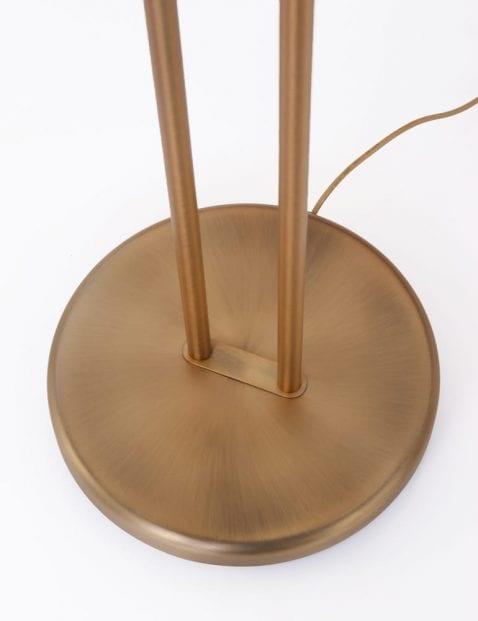 bronzen leeslamp