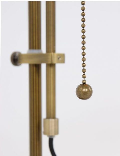 bronzen-vloerlamp