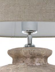 bruine landelijk lamp