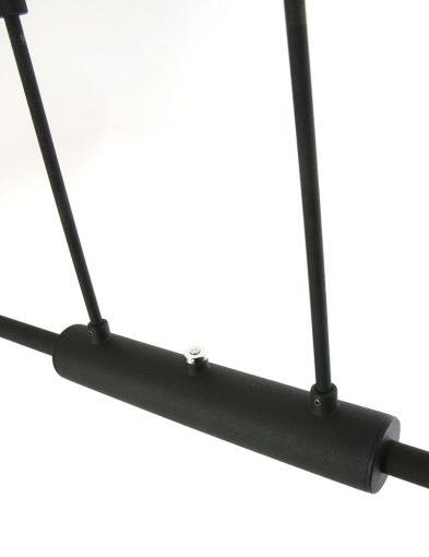 dimbare stalen led hanglamp